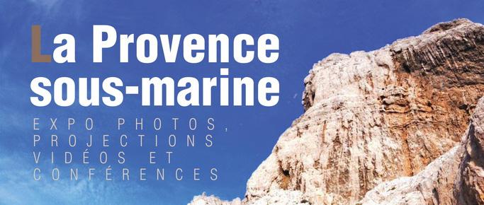 Expo Provence sous-marine