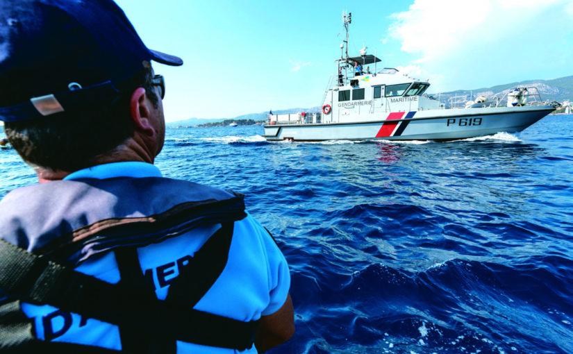 Campagne estivale de prévention des accidents de plongée